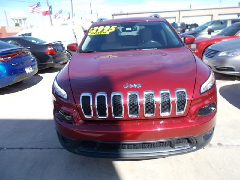 Jeep Cherokee 2015 price $0