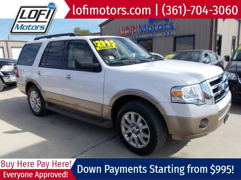 Ford Expedition 2011 price $0