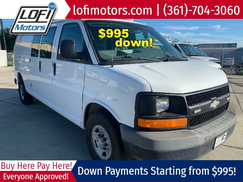 Chevrolet Express 2009 price $0