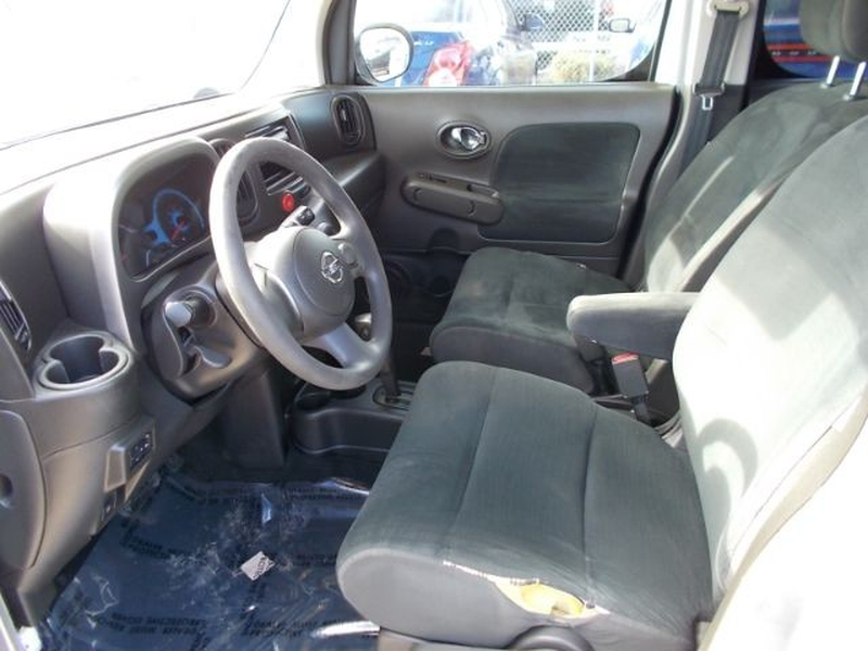 Nissan cube 2009 price $0