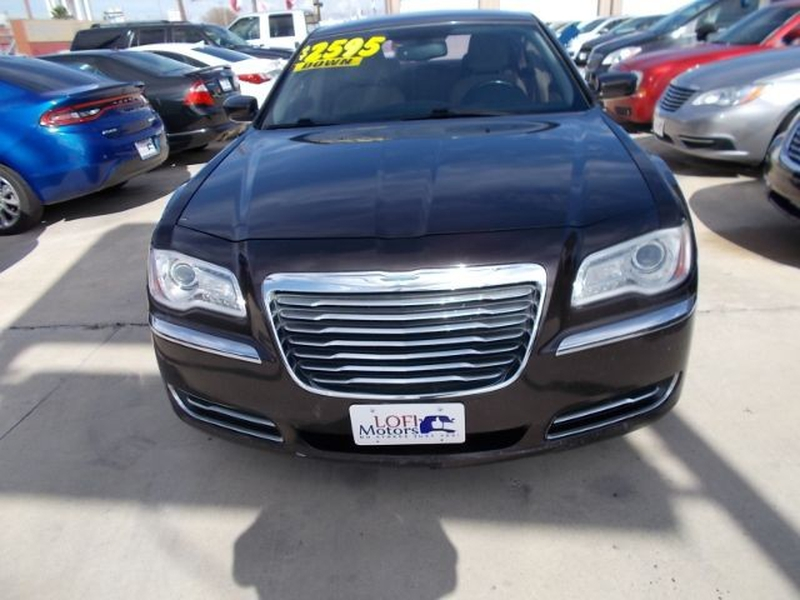 Chrysler 300 2012 price $0