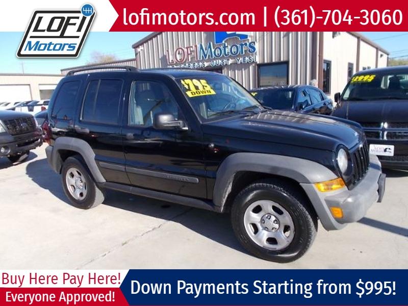 Jeep Liberty 2007 price $0