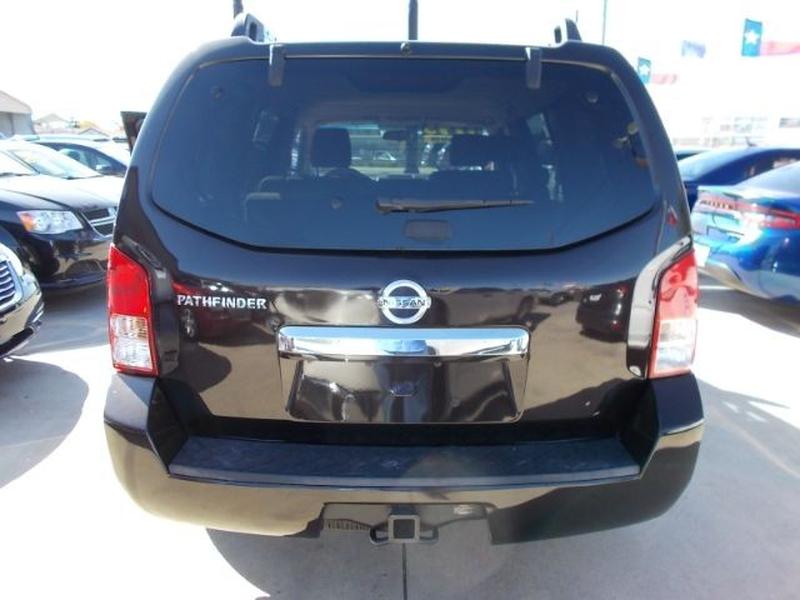 Nissan Pathfinder 2011 price $0