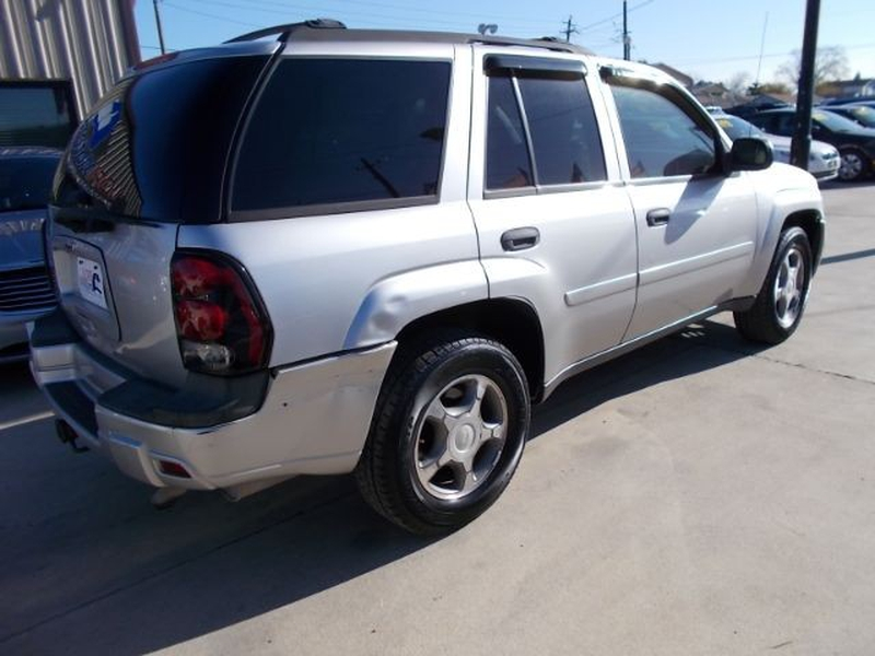 Chevrolet TrailBlazer 2008 price $0