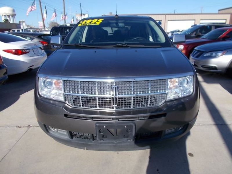 Lincoln MKX 2010 price $0