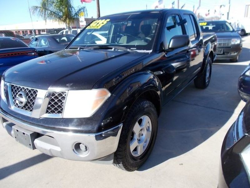 Nissan Frontier 2006 price $0