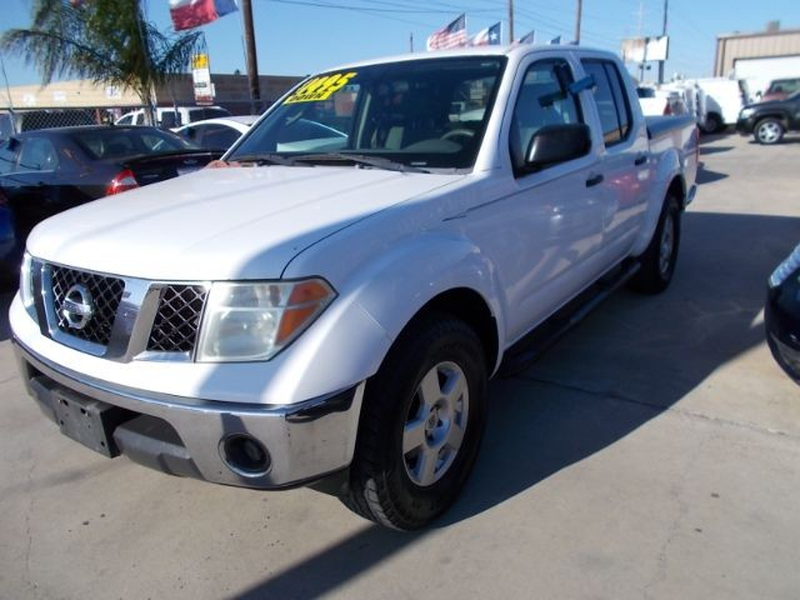 Nissan Frontier 2008 price $0