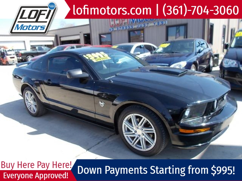Ford Mustang 2009 price $0