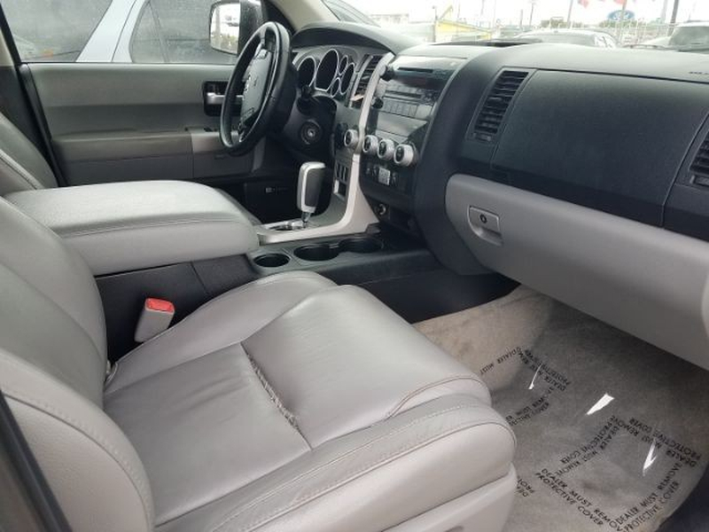 Toyota Sequoia 2008 price $0
