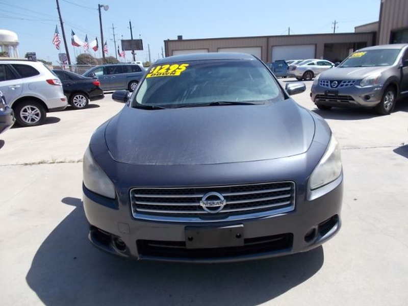 Nissan Maxima 2009 price $0