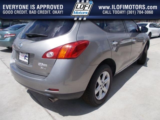 Nissan Murano 2009 price $0