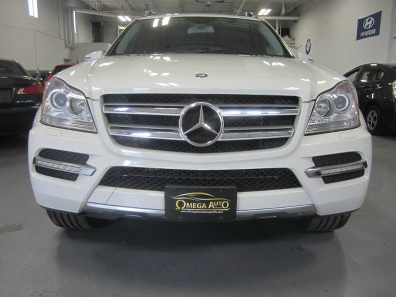 Mercedes-Benz GL-Class 2012 price $16,998