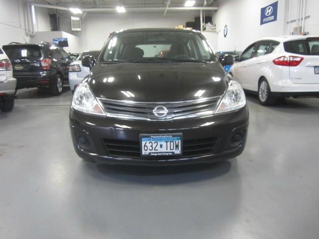 Nissan Versa 2010 price $4,498