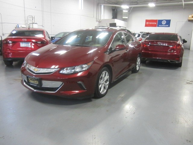 Chevrolet Volt 2017 price $20,998