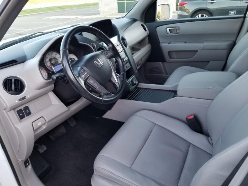 Honda Pilot 2009 price $11,498