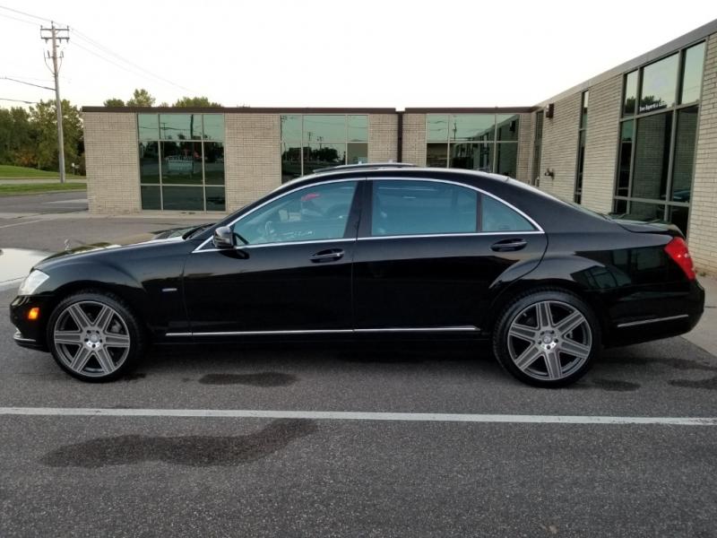Mercedes-Benz S-Class 2012 price $22,998