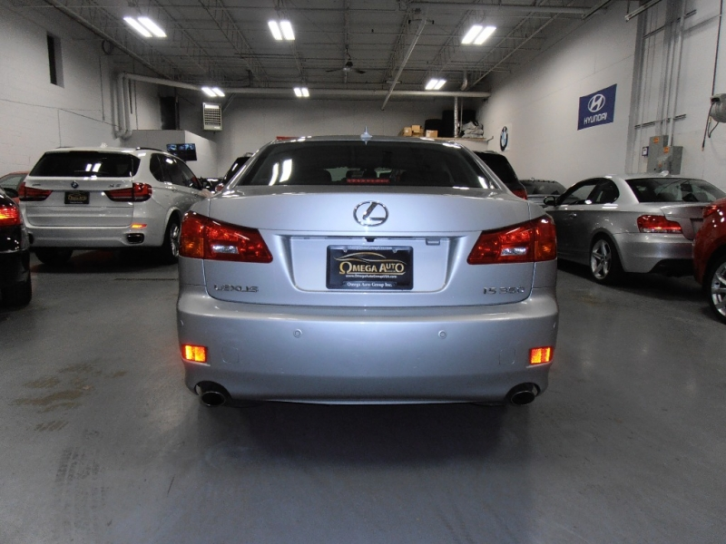 Lexus IS 350 2007 price $8,998