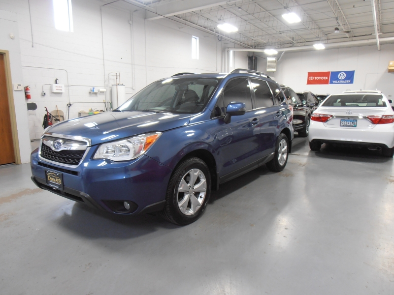 Subaru Forester 2014 price $11,998