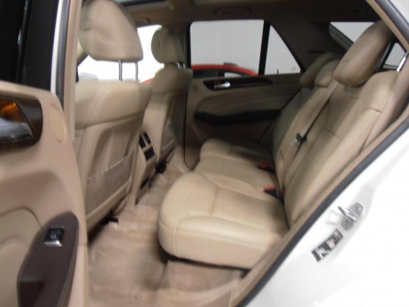 Mercedes-Benz M-Class 2012 price $14,998