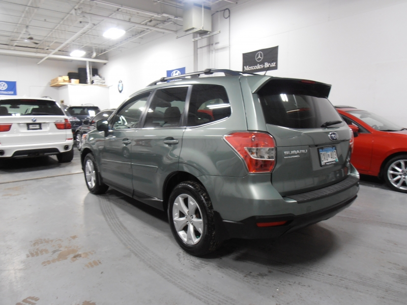Subaru Forester 2015 price $14,797