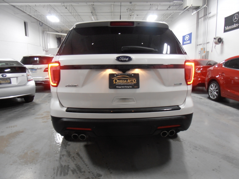 Ford Explorer 2018 price $27,500