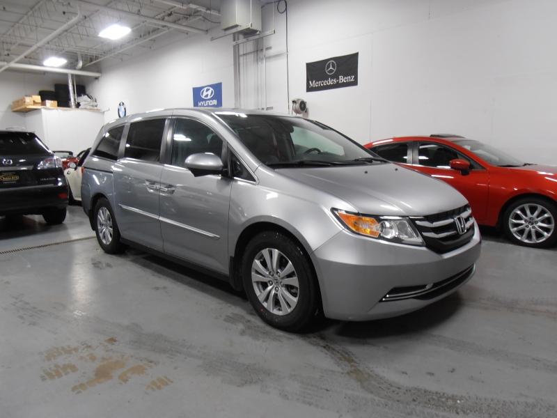 Honda Odyssey 2016 price $14,500