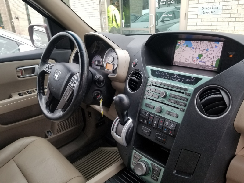 Honda Pilot 2011 price $12,298