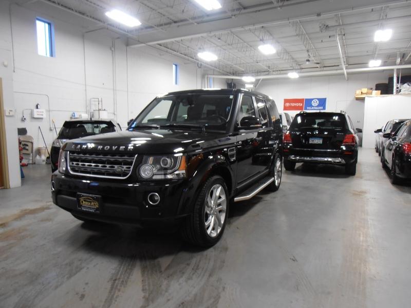 Land Rover LR 4 2016 price $28,998