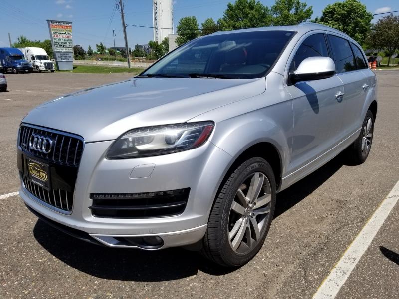 Audi Q7 2012 price $11,998
