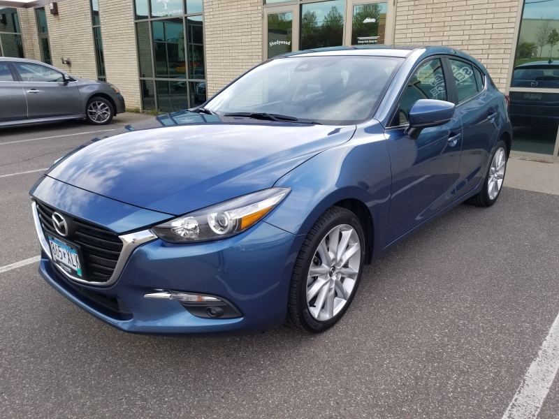 Mazda 3 2017 price $15,998