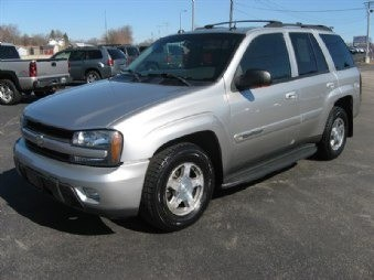 Chevrolet TrailBlazer 2004 price $2,995