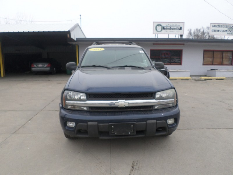 Chevrolet TrailBlazer 2003 price $2,995