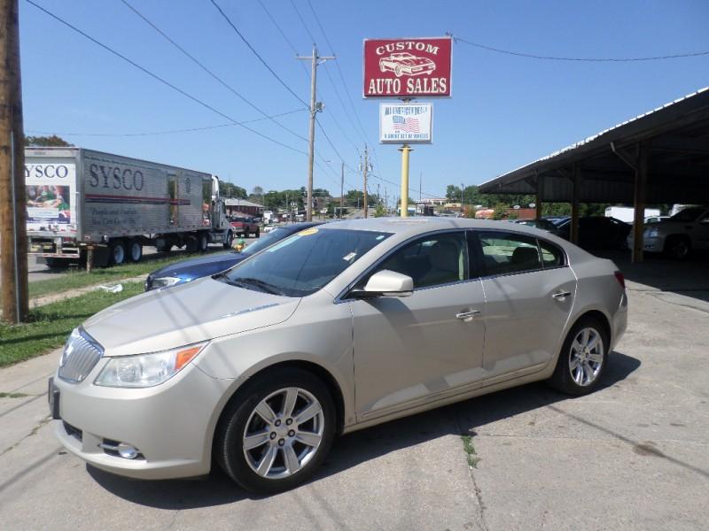 Buick LaCrosse 2010 price $5,995