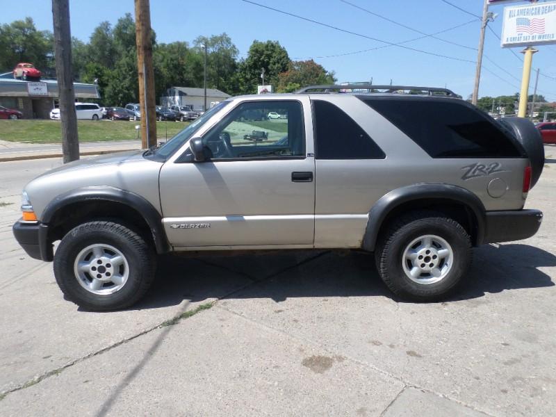 Chevrolet Blazer 1999 price $4,495