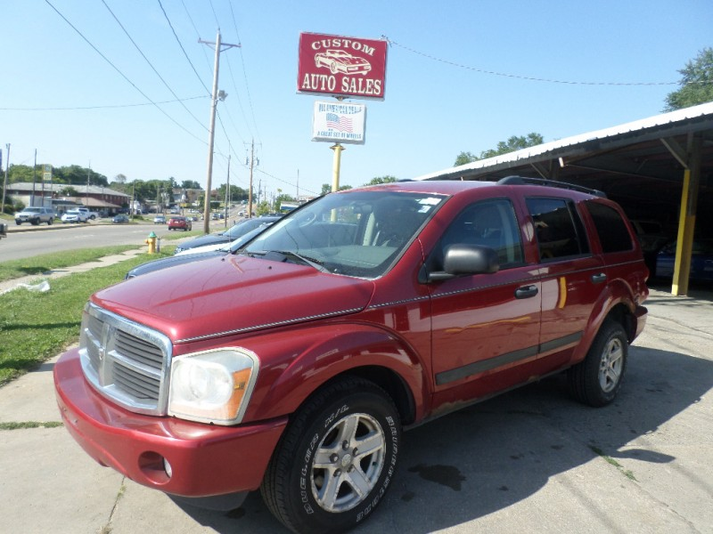 Dodge Durango 2006 price $3,995