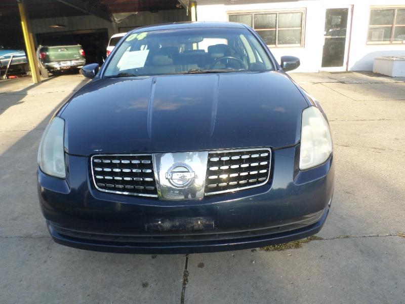 Nissan Maxima 2004 price $5,295