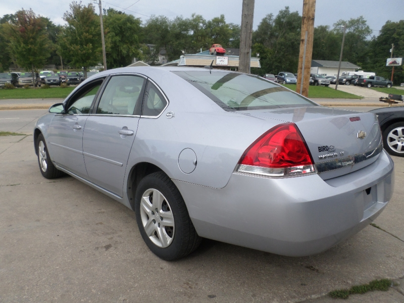 Chevrolet Impala 2006 price $3,295
