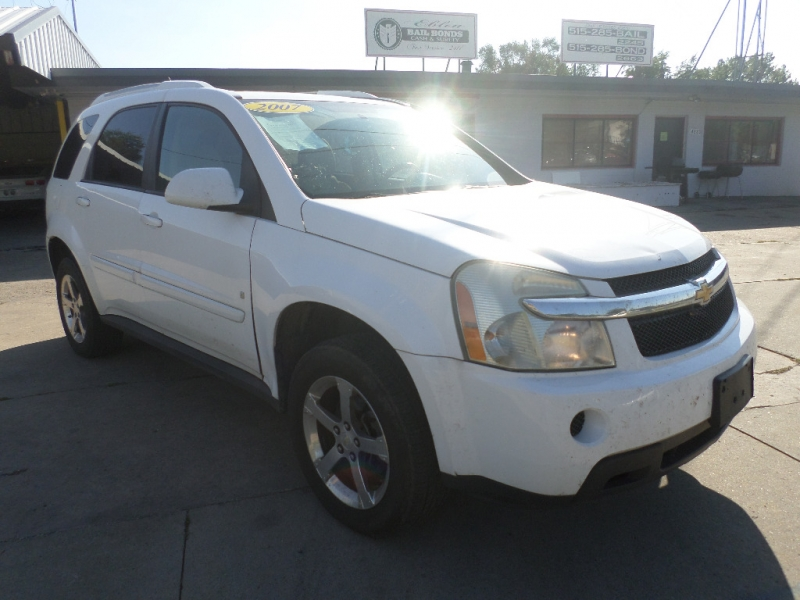 Chevrolet Equinox 2007 price $4,495