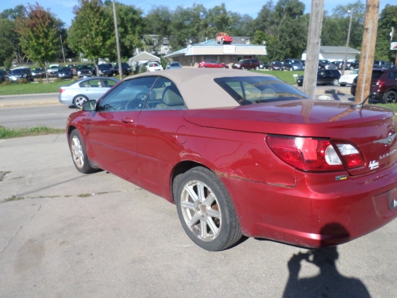 Chrysler Sebring 2008 price $2,495