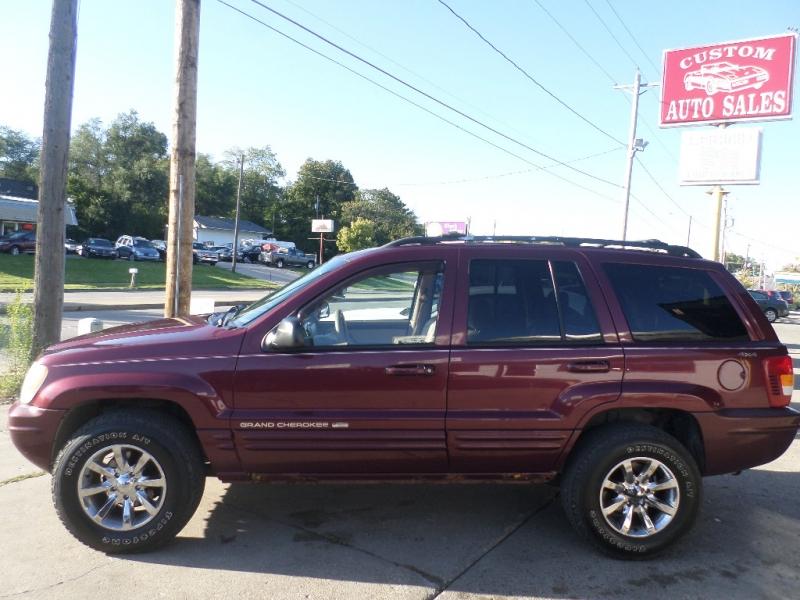 Jeep Grand Cherokee 2000 price $3,695