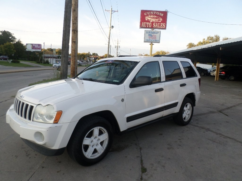 Jeep Grand Cherokee 2006 price $6,495