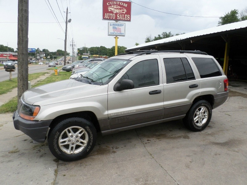 2003 jeep grand cherokee 4dr laredo 4wd now accepting for Jeep dealer colorado springs motor city
