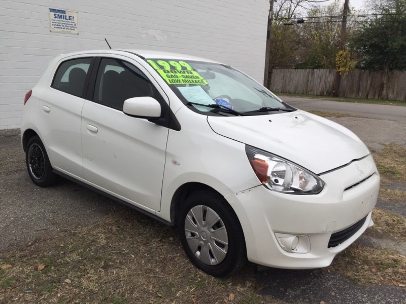 MITSUBISHI MIRAGE 2015 price $5,995