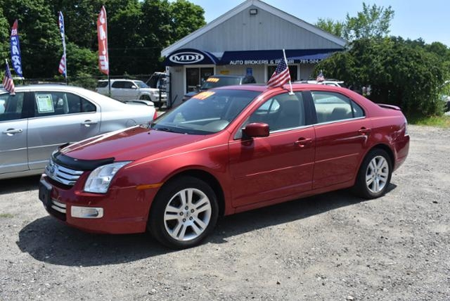 2007 Ford Fusion Sel >> 2007 Ford Fusion Sel