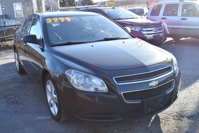 Chevrolet Malibu 2010 price $3,699