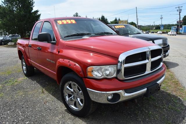 Dodge Ram 1500 2005 price $9,999