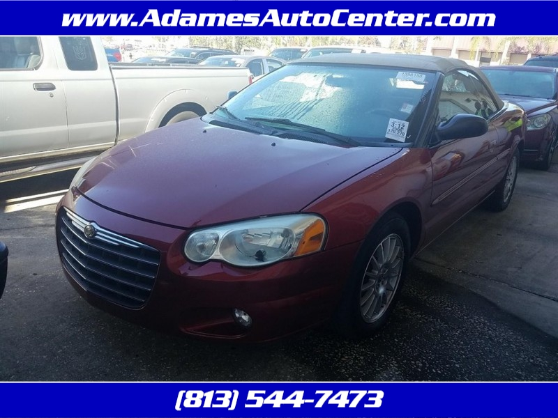 Chrysler Sebring 2006 price $2,999