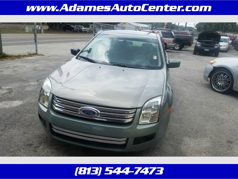 Ford Fusion 2008 price $3,699