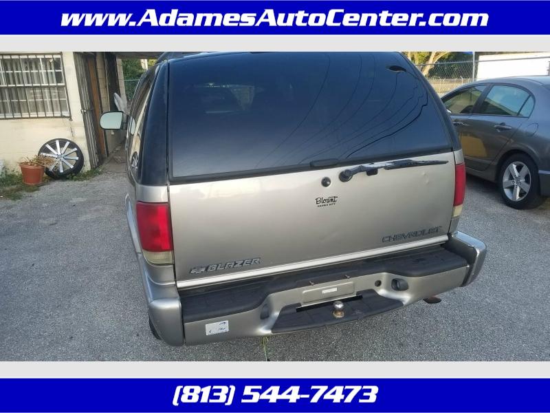 Chevrolet Blazer 2002 price $3,399