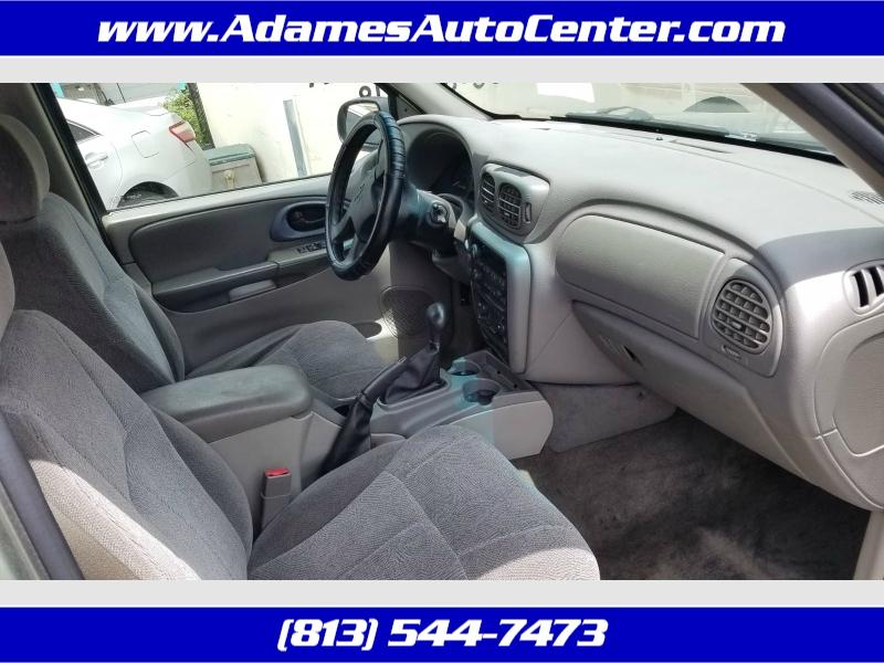 Chevrolet TrailBlazer 2004 price $3,399